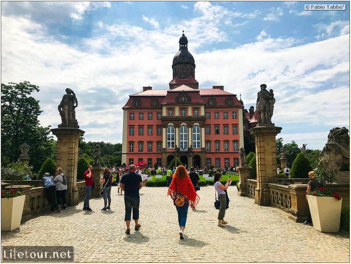 Poland 2019-2020 - Wroclaw 2019 03- - Ksiaz Castle - 3