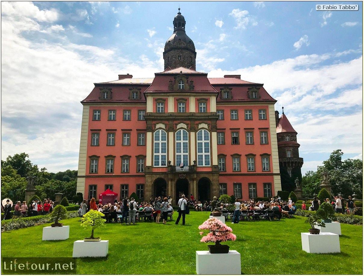 Poland 2019-2020 - Wroclaw 2019 03- - Ksiaz Castle - 4