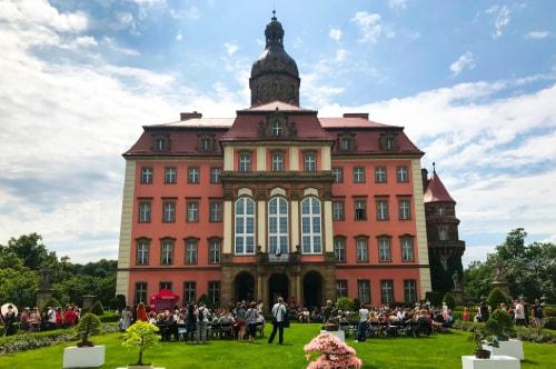 Poland 2019-2020 - Wroclaw 2019 03- - Ksiaz Castle - 4 COVER