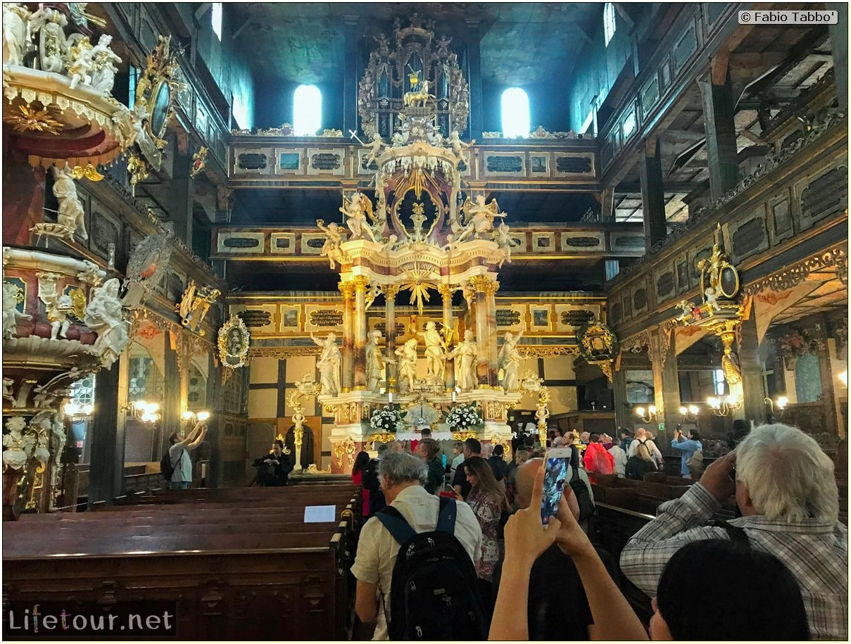Poland 2019-2020 - Wroclaw 2019 03- - Swidnica Church of Peace - 5