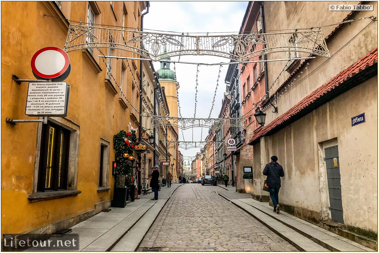 Poland-Warsaw-Old Town-80