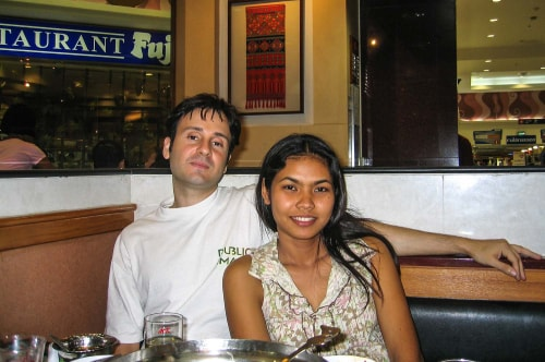 Thailand -Bangkok-Dining-MK restaurants-15120 COVER