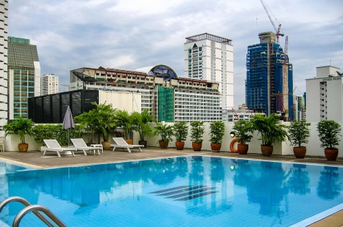 Thailand -Bangkok-Lodging-Grand President Hotel-15376 COVER
