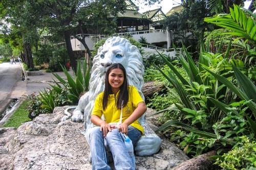 Thailand -Bangkok-Tourism-Dusit Zoo-15526 COVER