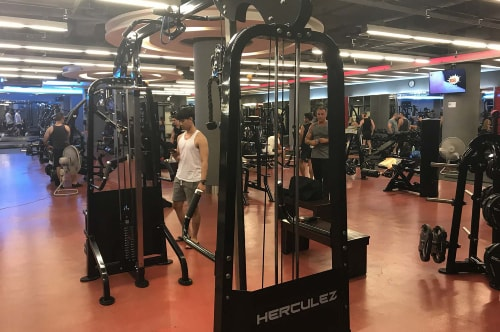 Thailand -Jomtien and Pattaya-Gym-Fitness 7 Gym-18199 COVER