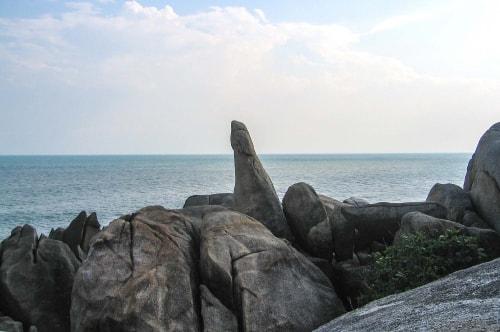 Thailand -Koh Samui-Lamai-Hin Ta & Hin Yai Rocks-15725 COVER