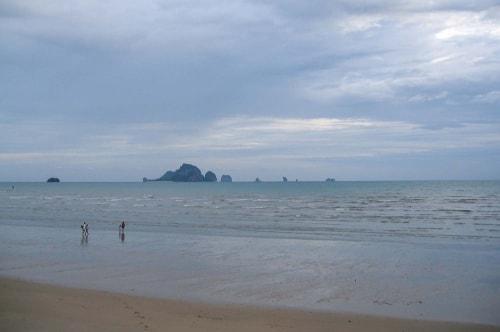 Thailand -Krabi-Ao Nang-Ao Nang beach-15542 COVER