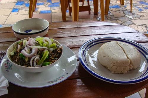 Togo -Lome-Restaurant Relais de la Poste-1337 COVER