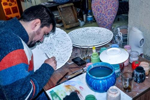 Turkey-Kapadocia-Shoppping-Avanos-Pottery-6212 COVER