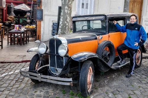 Uruguay-Colonia-del-Sacramento-Cars-from-the-roaring-_20s!-5867 COVER