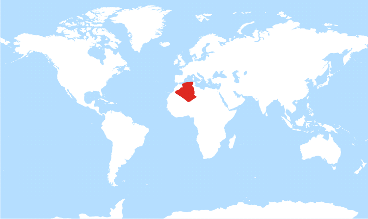 algeria-location-map