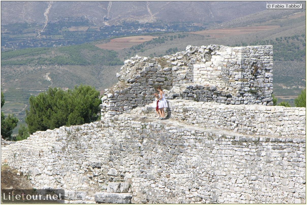 Fabio's LifeTour - Albania (2005 August) - Berat - Berat Castle - 20013