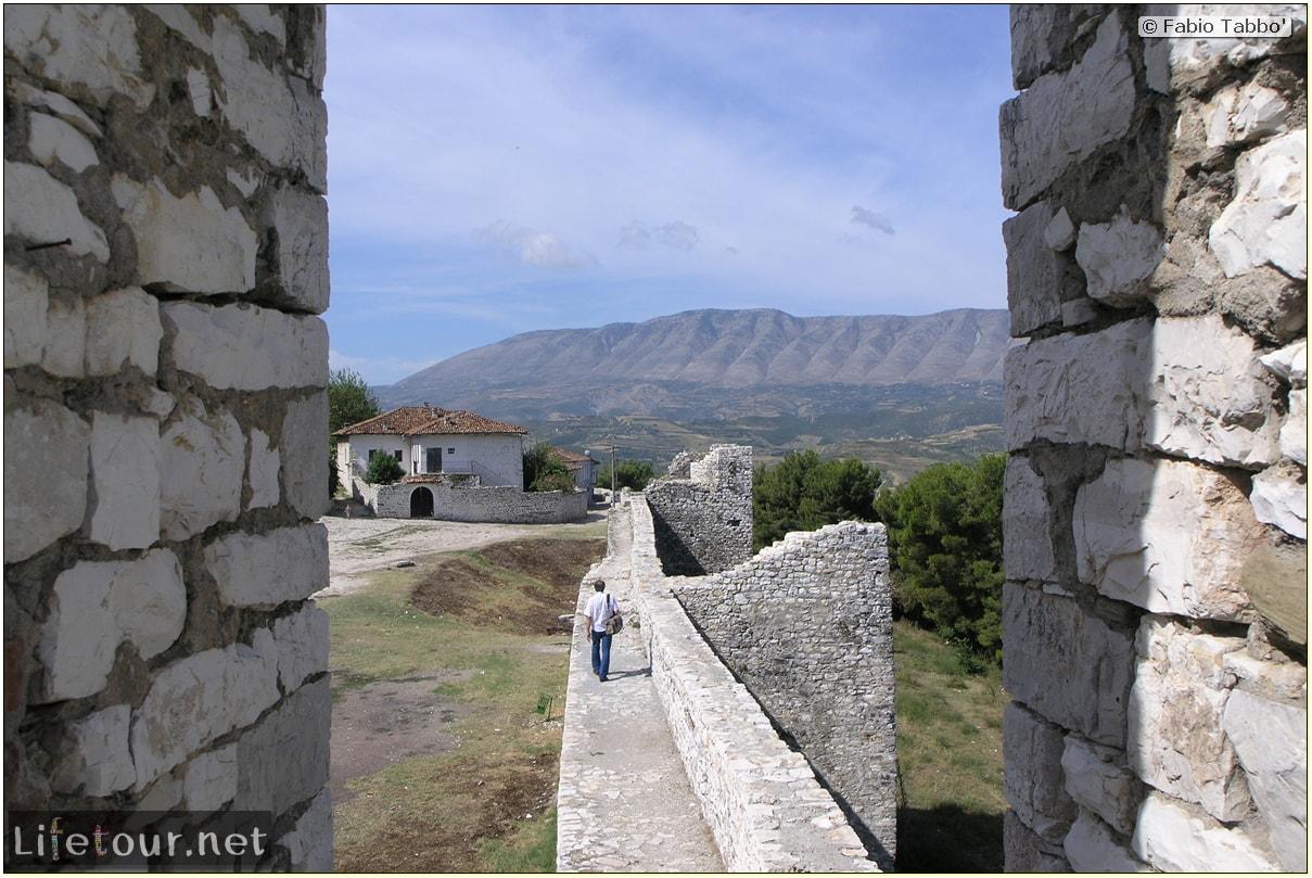 Fabio's LifeTour - Albania (2005 August) - Berat - Berat Castle - 20017