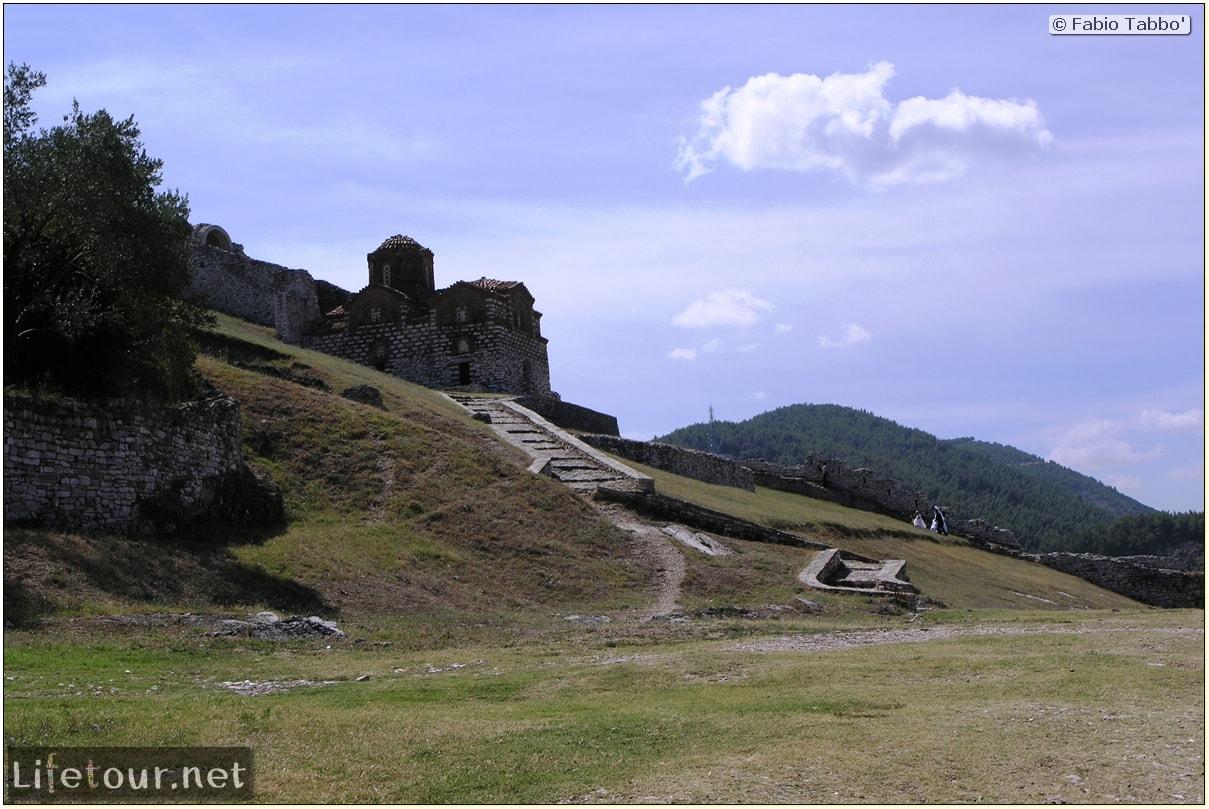 Fabio's LifeTour - Albania (2005 August) - Berat - Berat Castle - 20019