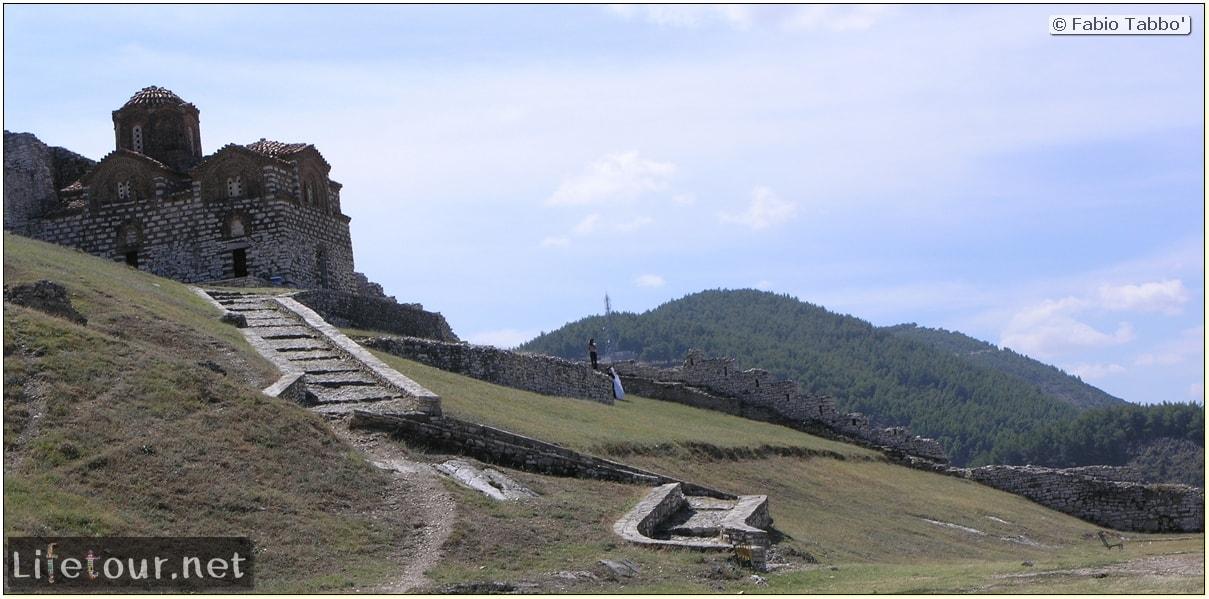 Fabio's LifeTour - Albania (2005 August) - Berat - Berat Castle - 20020 COVER