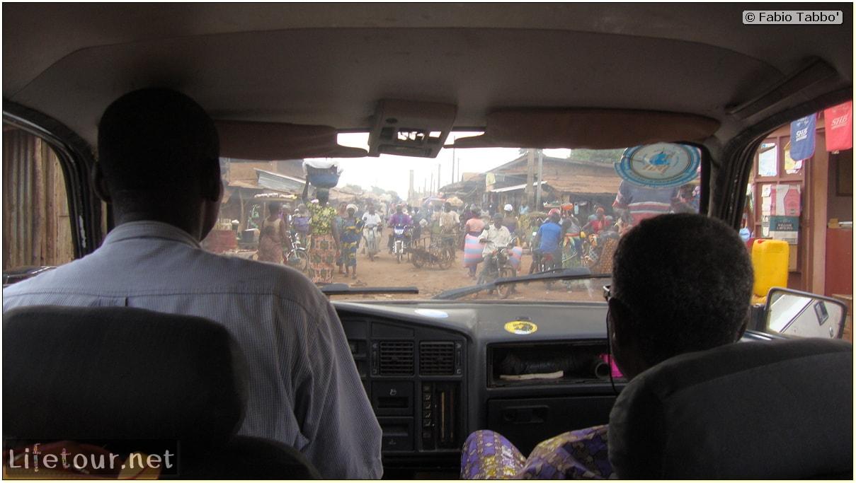 Fabio's LifeTour - Benin (2013 May) - Abomey - Abomey City