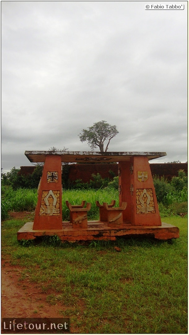 Fabio's LifeTour - Benin (2013 May) - Abomey - Royal Palace - 1569