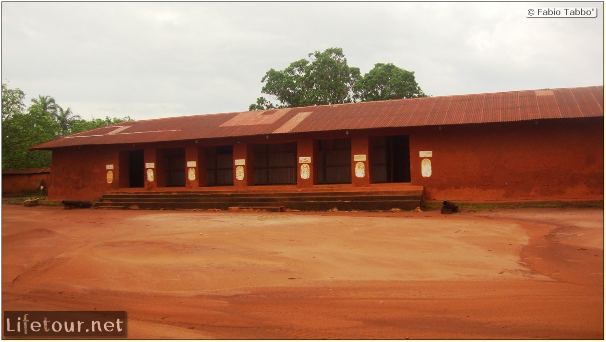 Fabio's LifeTour - Benin (2013 May) - Abomey - Royal Palace - 1573
