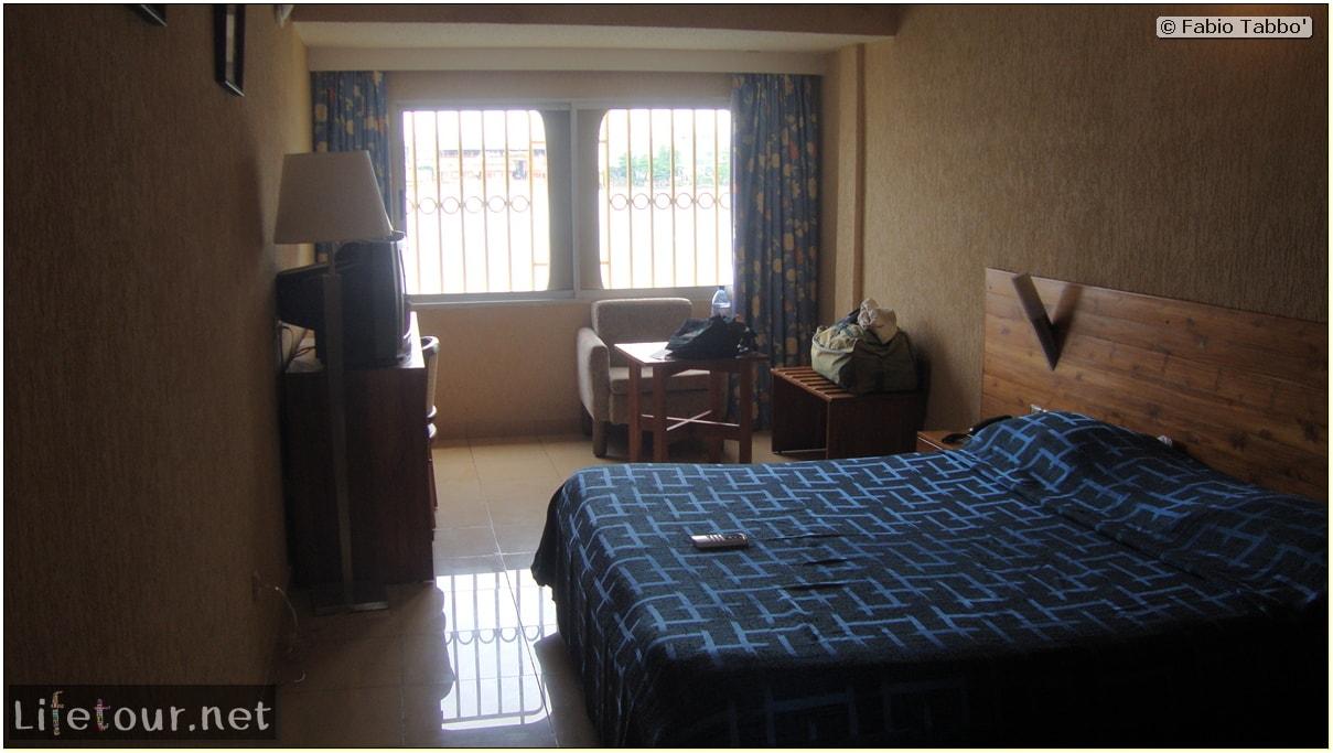 Fabio's LifeTour - Benin (2013 May) - Cotonou - Hotel du Lac - 1477