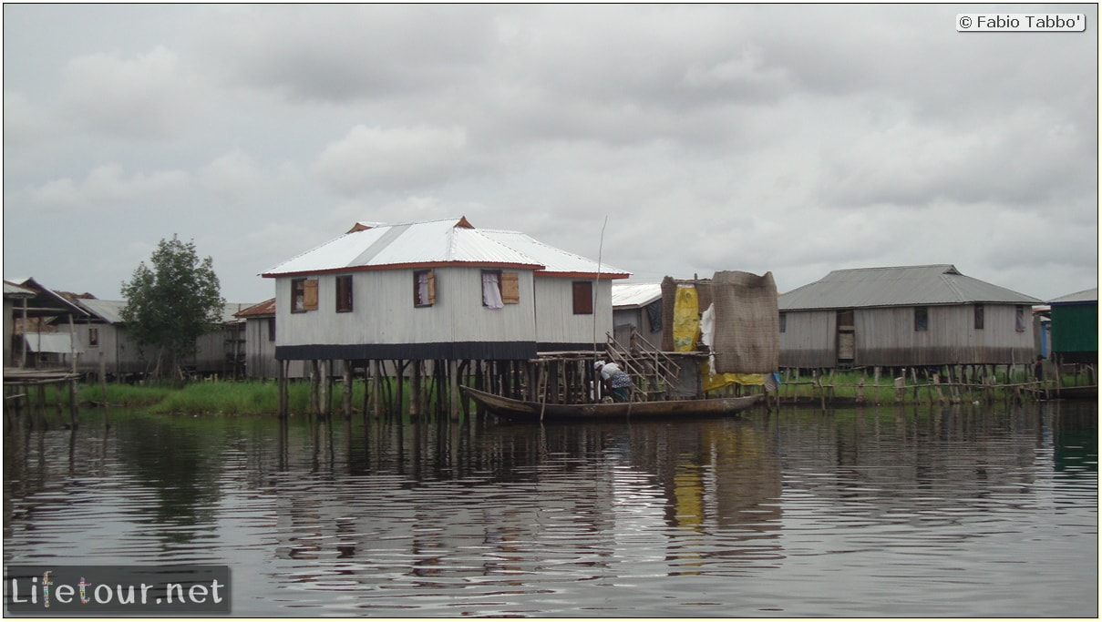 Fabio's LifeTour - Benin (2013 May) - Ganvie floating village - 1484