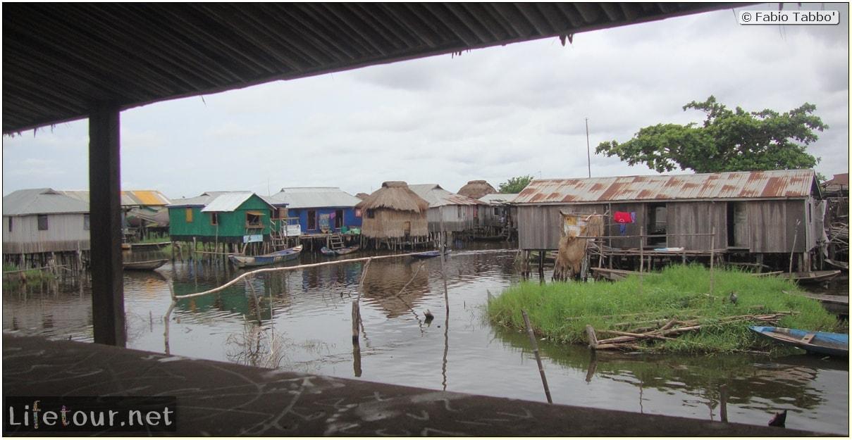Fabio's LifeTour - Benin (2013 May) - Ganvie floating village - 1487 cover