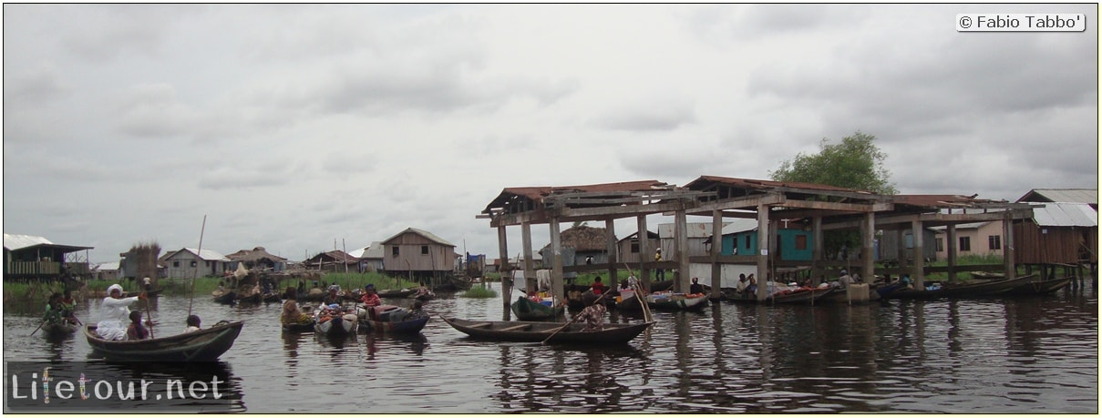 Fabio's LifeTour - Benin (2013 May) - Ganvie floating village - 1494