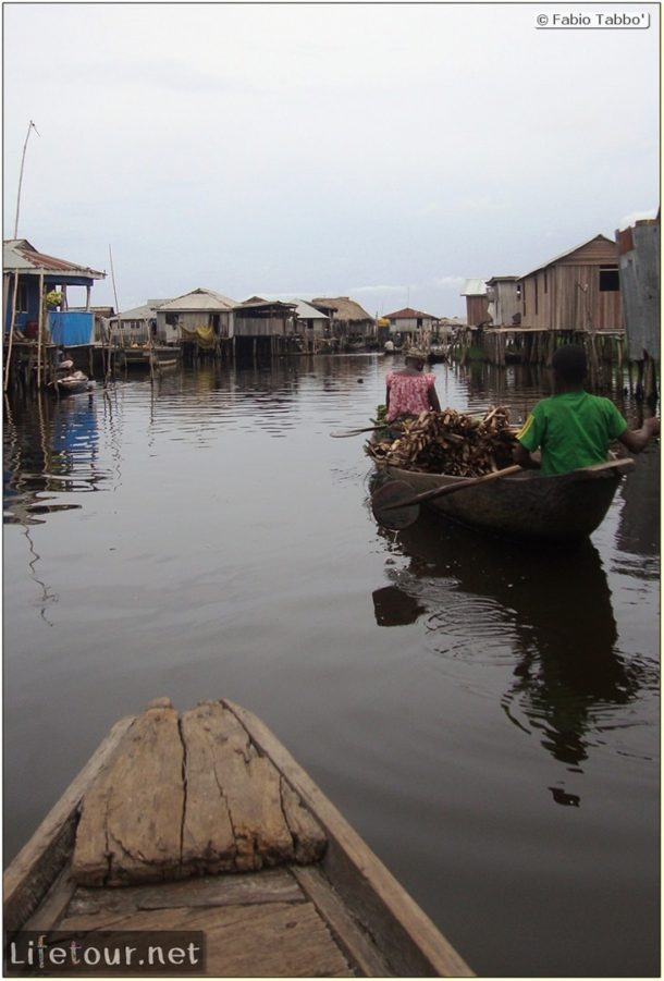Fabio's LifeTour - Benin (2013 May) - Ganvie floating village - 1495 cover