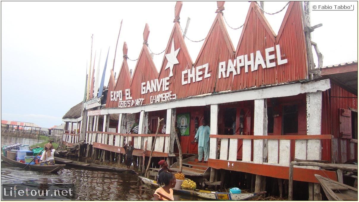 Fabio's LifeTour - Benin (2013 May) - Ganvie floating village - 1497