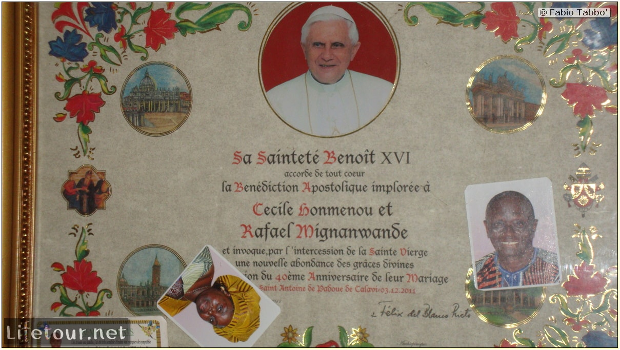 Fabio's LifeTour - Benin (2013 May) - Ganvie floating village - 1499