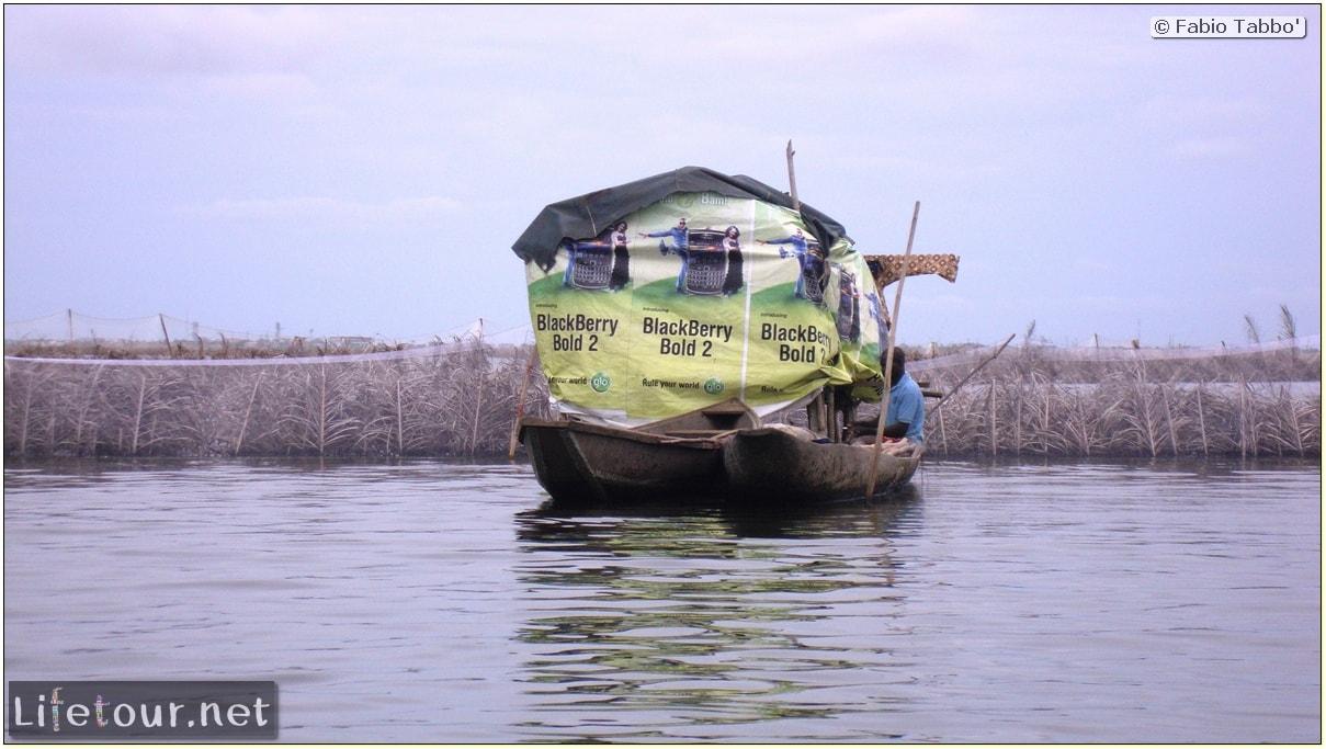 Fabio's LifeTour - Benin (2013 May) - Ganvie floating village - 1500