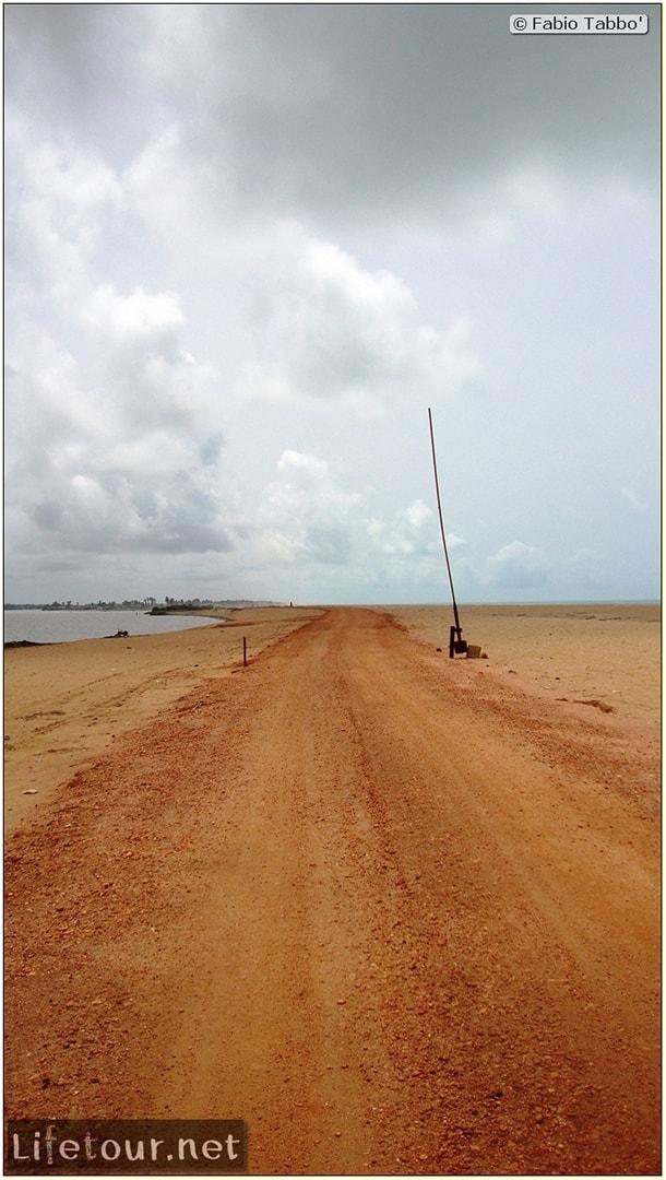 Fabio's LifeTour - Benin (2013 May) - Grand Popo - Comptoirs Coloniaux de Gbecon (ghost town) - 1415 cover