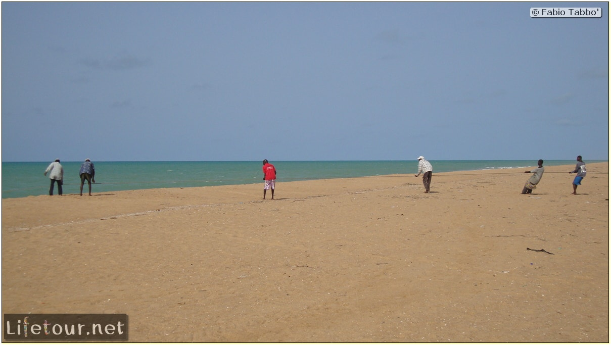 Fabio's LifeTour - Benin (2013 May) - Grand Popo - Grand Popo Beach - 1406
