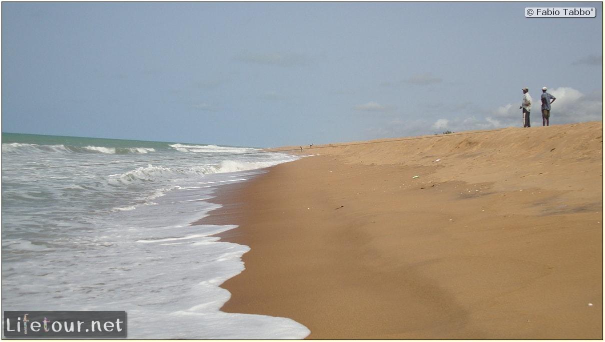 Fabio's LifeTour - Benin (2013 May) - Grand Popo - Grand Popo Beach - 1407