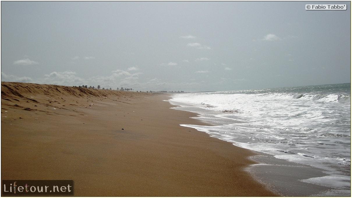 Fabio's LifeTour - Benin (2013 May) - Grand Popo - Grand Popo Beach - 1408
