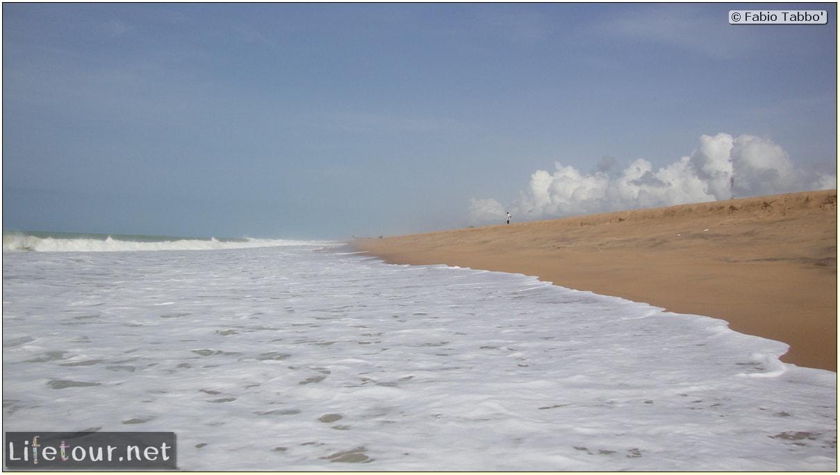 Fabio's LifeTour - Benin (2013 May) - Grand Popo - Grand Popo Beach - 1463 cover
