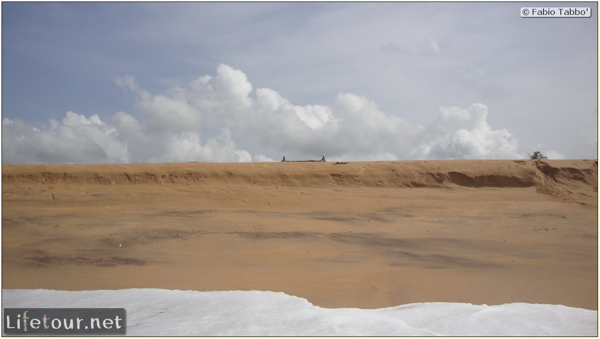 Fabio's LifeTour - Benin (2013 May) - Grand Popo - Grand Popo Beach - 1465