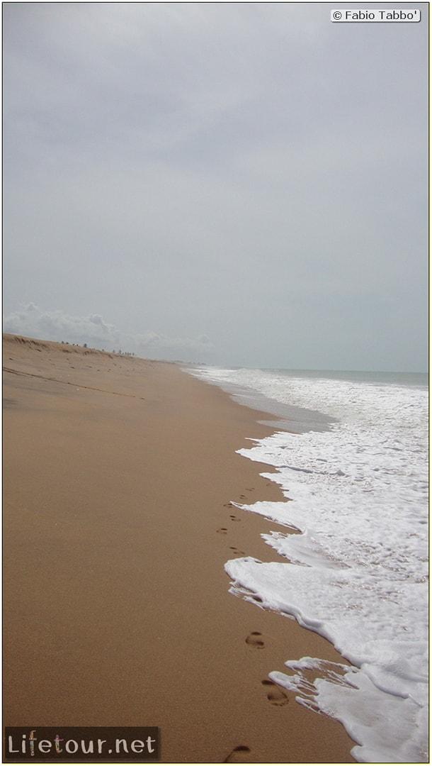 Fabio's LifeTour - Benin (2013 May) - Grand Popo - Grand Popo Beach - 1467 cover