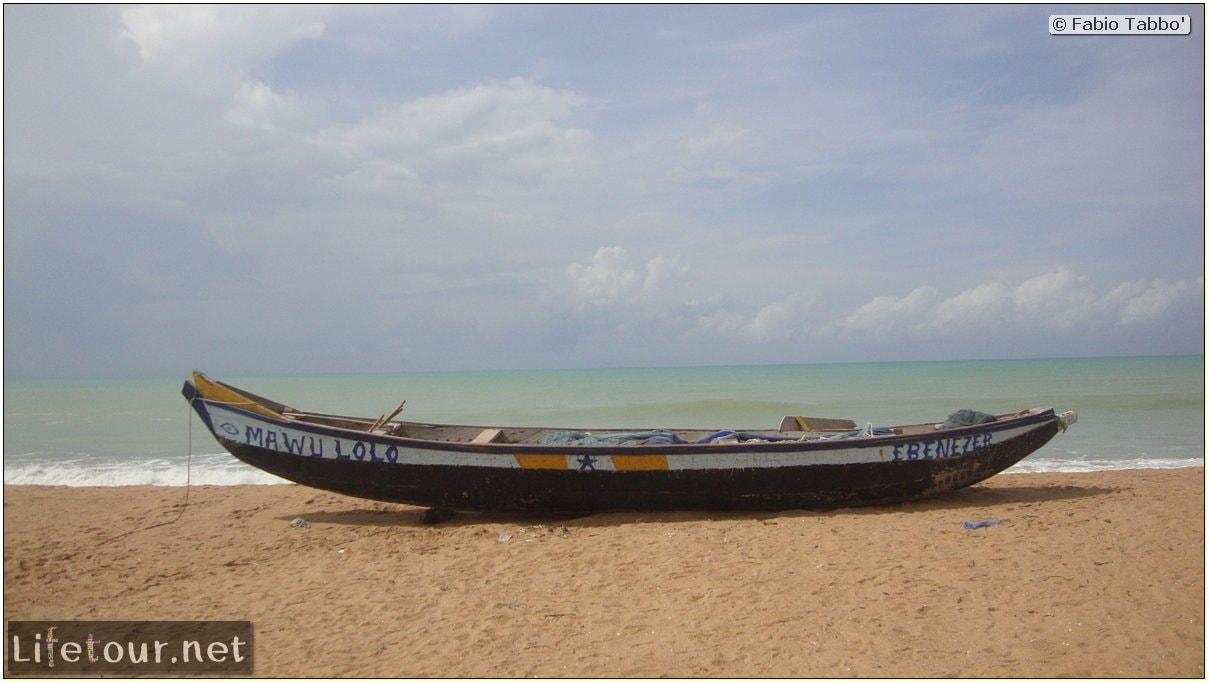 Fabio's LifeTour - Benin (2013 May) - Grand Popo - Grand Popo Beach - 1473 cover