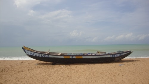 Fabio's LifeTour - Benin (2013 May) - Grand Popo - Grand Popo Beach - 1473 cover