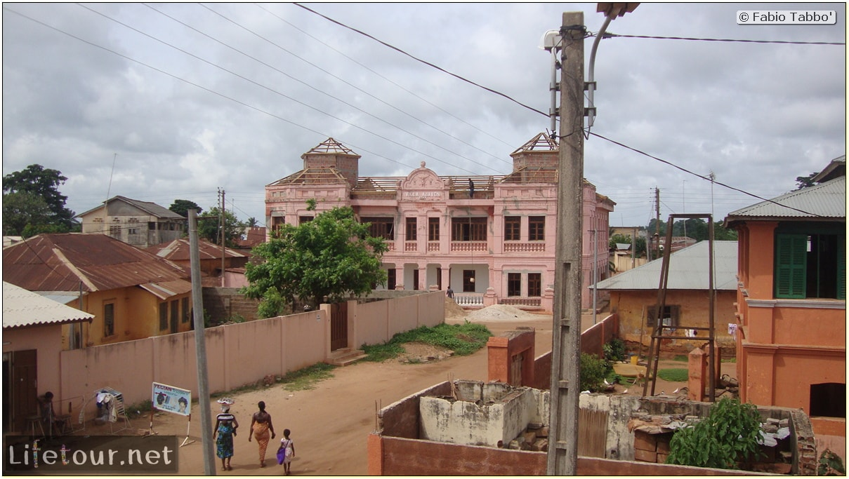 Fabio's LifeTour - Benin (2013 May) - Ouidah - City - 1434 cover