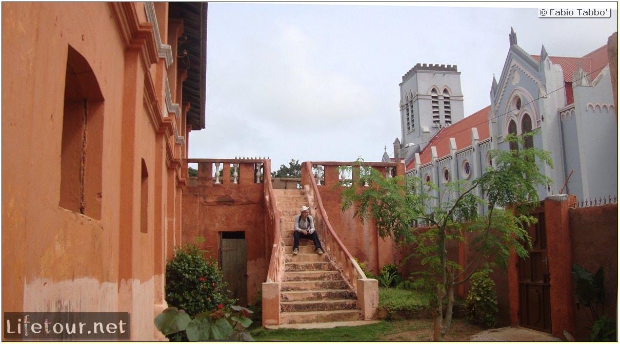 Fabio's LifeTour - Benin (2013 May) - Ouidah - City - 1438 cover