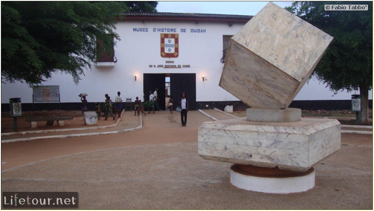Fabio's LifeTour - Benin (2013 May) - Ouidah - City - 1457