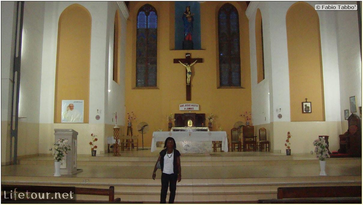 Fabio's LifeTour - Benin (2013 May) - Ouidah - City - 1459