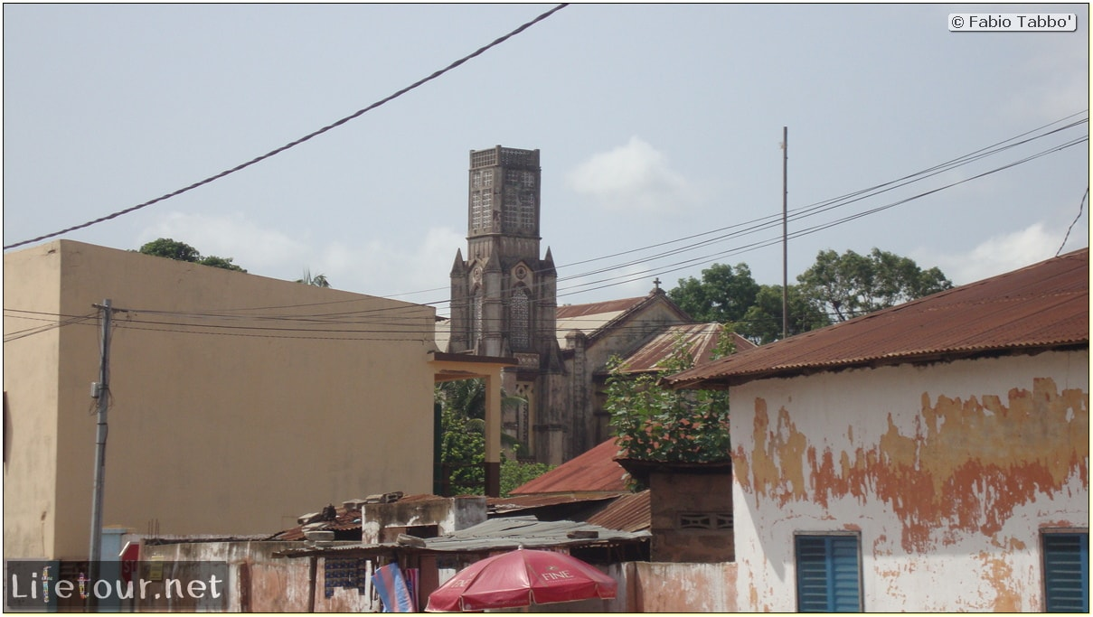 Fabio's LifeTour - Benin (2013 May) - Porto Novo - City center - 1507