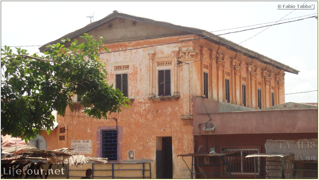 Fabio's LifeTour - Benin (2013 May) - Porto Novo - City center - 1518