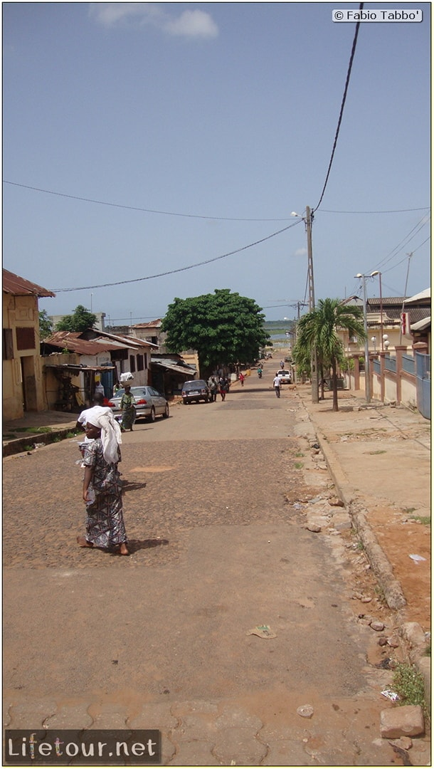 Fabio's LifeTour - Benin (2013 May) - Porto Novo - City center - 1521