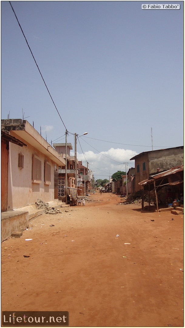 Fabio's LifeTour - Benin (2013 May) - Porto Novo - City center - 1524
