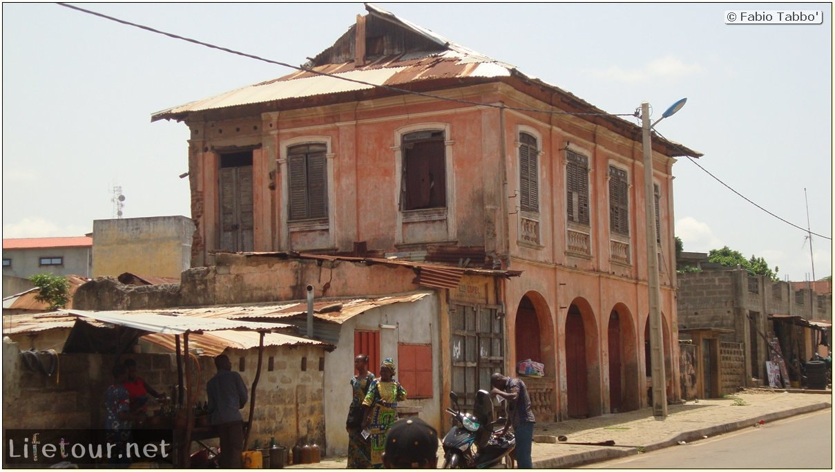 Fabio's LifeTour - Benin (2013 May) - Porto Novo - City center - 1533