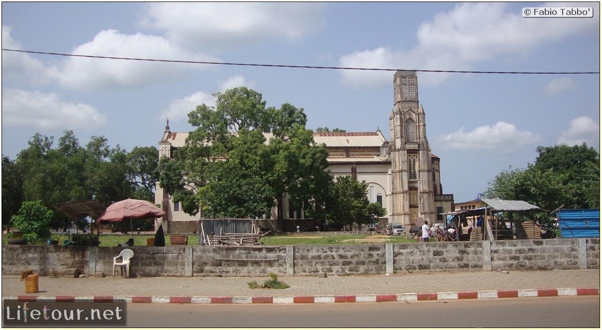 Fabio's LifeTour - Benin (2013 May) - Porto Novo - Eglise de Porto Novo - 1510