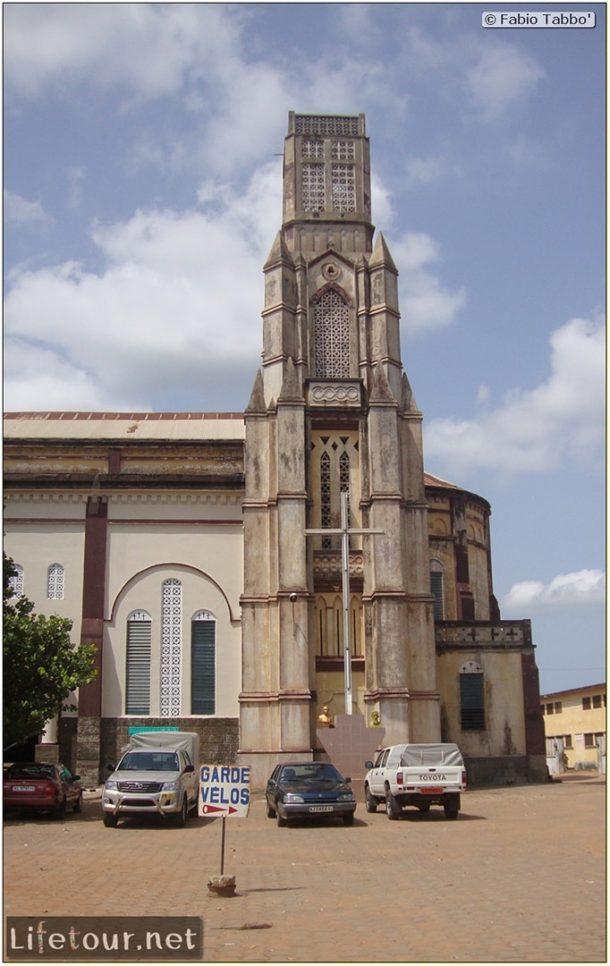 Fabio's LifeTour - Benin (2013 May) - Porto Novo - Eglise de Porto Novo - 1511 cover